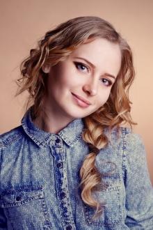 Оксана Загрубина  стилист-визажист